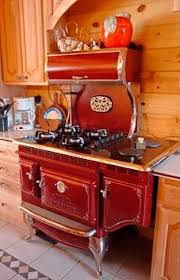 vintage kitchen appliance retro appliances: at elmira stove works you can choose your range top oven range color and trim style and we will custom build your antique appliances to complement your