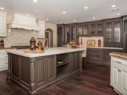 Different Kitchen Cabinets How To Change Your Kitchen With Two Tone Kitchen Cabinets Kitchen