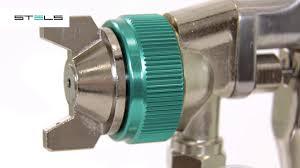<b>Краскораспылитель STELS</b> с системой распыления HP, арт. 57364