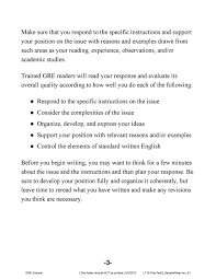sample essays for gre in arguments view the slide of the argument through the microscope of your analytical skills chegg
