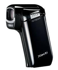 Sanyo Xacti CG10 <b>Dual Camera HD</b> Flash Memory Camcorder with ...