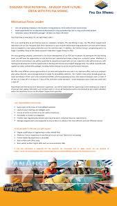 mechanical team leader jobs job description
