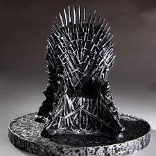 The Iron Throne Model In <b>GAME OF THRONES</b> Action Figure Toys ...
