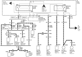 1999 taurus fuse box 1999 wiring diagrams wiring diagrams