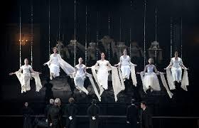 Спектакль «<b>Евгений Онегин</b>» в театре Вахтангова — билеты на ...