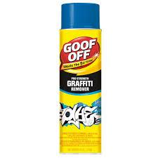 goof off oz professional strength graffiti remover fg the professional strength graffiti remover