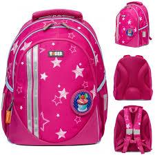 <b>Tiger Enterprise Рюкзак школьный</b> для девочки Champ series ...