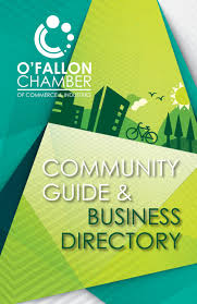 2017 O'Fallon Chamber Community Guide & Business Directory by ...
