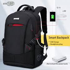 Fashion Busine <b>Antitheft Laptop Men</b> Backpack Large Capacity ...