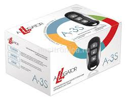 Купить <b>Автосигнализация Alligator A-3s</b> в интернет-магазине ...