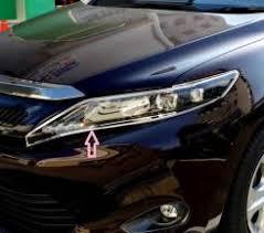 Купить тюнинг <b>накладка</b> декоративная Тойота Харриер во ...