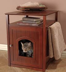 cat litter boxes furniture the different types recreation tips cat litter box furniture 2