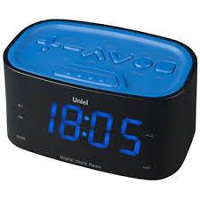 Купить настольные <b>часы Uniel UTR-33BBK</b> - оригинал в ...
