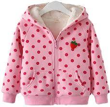 BibiCola Winter Toddler Baby Girls Jackets Kids ... - Amazon.com