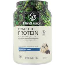 PlantFusion <b>Complete Protein Cookies</b> and Cream 2 lb 900 g ...