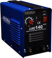Купить <b>Сварочный аппарат BRIMA ARC</b>-140 в Уфе, цены в ...