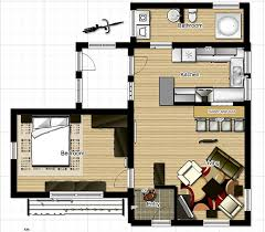 images about Little bitty home on Pinterest   One Bedroom       images about Little bitty home on Pinterest   One Bedroom  Floor Plans and One Bedroom Apartments