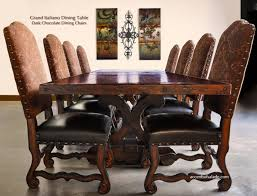 Tuscan Dining Room Tables Tuscany Dining Room Furniture Well Texas Tuscan Furniture Designs