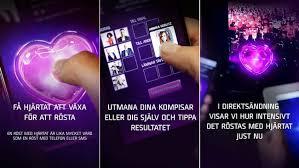 Nytt sätt att rösta i Melodifestivalen 2015 - här är Melodifestivalens app