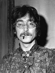 John Lennon moustache Let's Not Get Carried Away