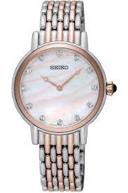 Женские кварцевые наручные <b>часы Seiko SFQ806P1 коллекции</b> ...