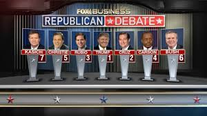Image result for 6th gop debate
