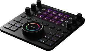 Мембранная <b>клавиатура Loupedeck CT</b> Проводная, черный цвет ...