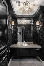 1000 ideas about black bathrooms on pinterest bathroom pink bathrooms and mixer taps black bathroom lighting