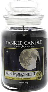 "Yankee Candle <b>Midsummer's Night</b> - <b>Ароматическая свеча</b> ""Летняя ..."