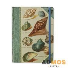 <b>Книга для записей Shells</b> оптом под нанесение , Арт. Z22019 ...