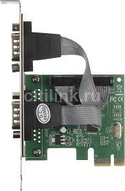 Купить <b>Контроллер</b> PCI-E <b>WCH382</b> 2xCOM Ret в интернет ...