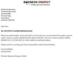 example of a termination letter write termination letter