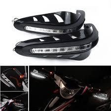 1 Pair <b>Motorcycle</b> Handguards Motocross <b>Hand Guards Universal</b> ...