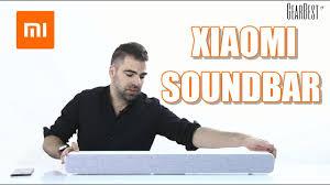 Brand <b>New</b> Xiaomi Soundbar <b>Bluetooth</b> TV Speaker! - GearBest ...