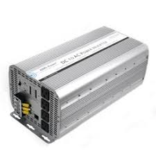 AIMS <b>Power</b> 5000 Watt DC To AC <b>Power</b> Inverter, <b>5000W Max</b>