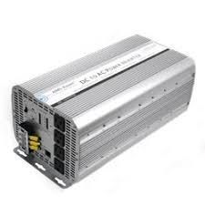 AIMS <b>Power</b> 5000 Watt DC To AC <b>Power Inverter</b>, <b>5000W Max</b>