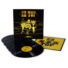 <b>ZZ Top Goin</b>' 50 (5 LP Box) – ZZ Top Official Store
