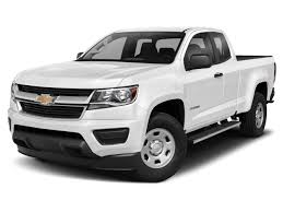 Summit White 2020 Chevrolet Colorado: New Truck for Sale In ...