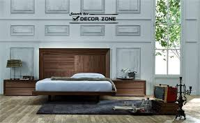 modern bedroom furniture ideas modern bed with built in nightstands bed furniture designs pictures