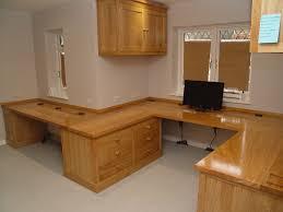 bespoke office desks awesome oak office furniture edmonton bespoke office furniture contemporary home