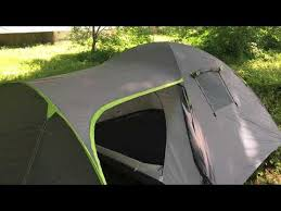 Обзор 3 х местной <b>палатки Norfin SALMON 3</b> ALU NF каркас из ...
