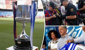 Barcelona 3-1 Alaves Copa del Rey final RECAP: Lionel Messi and ...