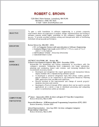 examples of resumes resume template basic objective statement resume template basic resume objective statement top 10 resume in basic sample resume