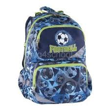 Подростковый <b>рюкзак Pulse</b>-<b>ANATOMIC XL</b> FOOTBALL TIME
