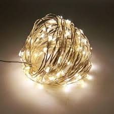 <b>ZDM 10M USB Copper</b> Wire Waterproof LED String Ligh WARM ...