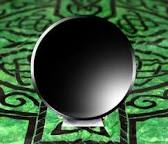 Image result for scrying with mirrors