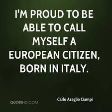 Carlo Azeglio Ciampi Quotes | QuoteHD