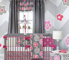 cute flowery idea for baby baby girl furniture ideas