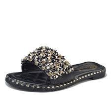 Online Shop 2019 <b>New</b> Beach Slippers <b>Female Summer Fashion</b> ...