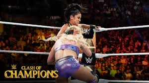 Charlotte Flair brings the fight to Bayley: Clash of Champions 2019 ...